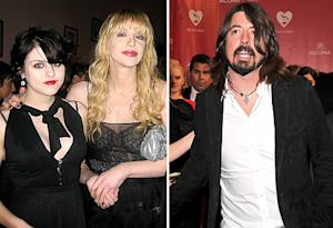 Frances Bean Cobain: Dave Grohl Never Hit on Me!