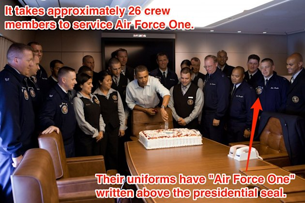 seal air force one