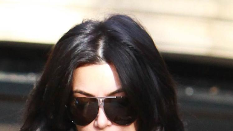 Kardashian Kim Leaves Home