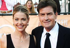 Denise Richards and Charlie Sheen | Photo Credits: Photo by Jon Kopaloff/FilmMagic