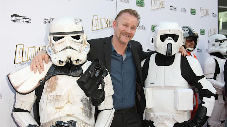 "Premiere Of Morgan Spurlock's ""Comic-Con Episode IV: A Fan's Hope"" - Arrivals"