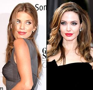 AnnaLynne McCord Has a Girl Crush on Angelina Jolie