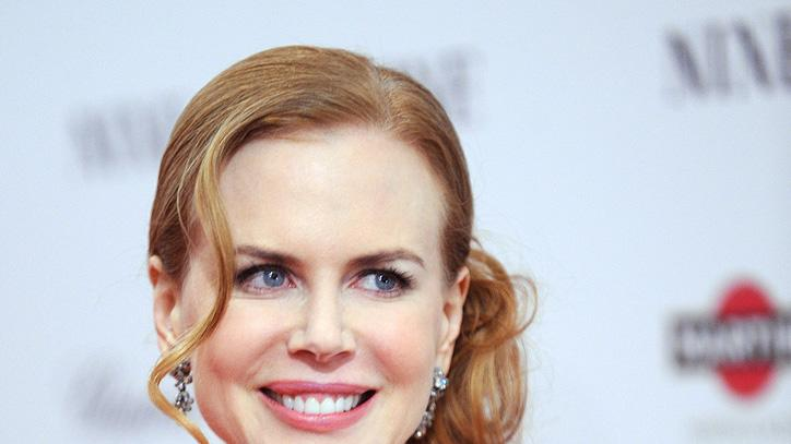 Nine NY Screening 2009 Nicole Kidman