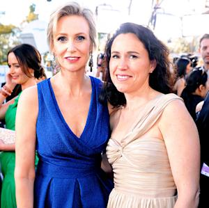 Jane Lynch Files For Divorce From Wife Lara Embry