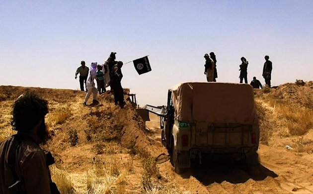 Islamic State (IS) militants have established a self-declared caliphate across large areas of Iraq and Syria