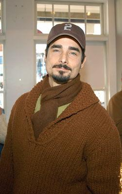 Kevin Richardson Cafe Yahoo - 1/27/2005 Sundance Film Festival Kevin Richardson