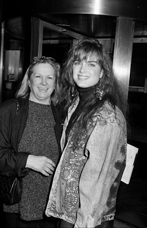 Brooke Shields' Mother Teri Dead at 79