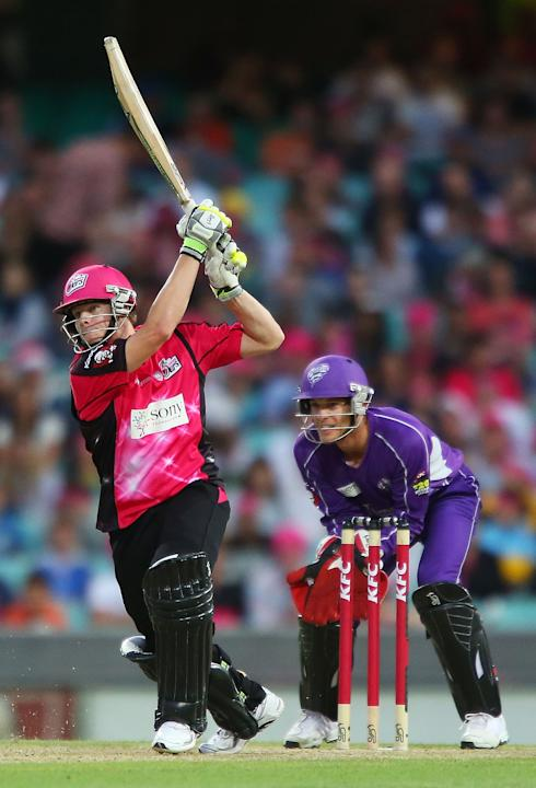 Big Bash League - Sixers v Hurricanes