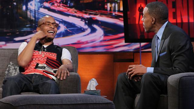 T.I. Talks 'The Cosby Show,' DeSean Jackson & Blasting Out Don Cheadles' Phone Number