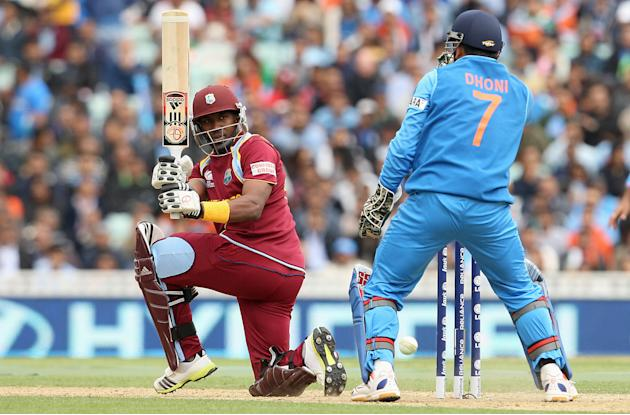 Champions Trophy: India vs West Indies