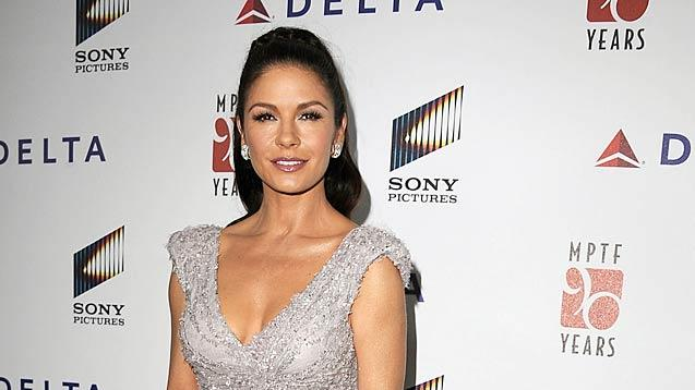 Catherine Zeta Jones Fine Romance Event