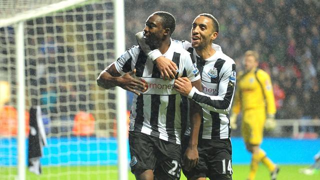 Premier League - Ameobi omitted from Nigeria squad
