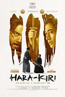 Poster of Hara-Kiri: Death of a Samurai