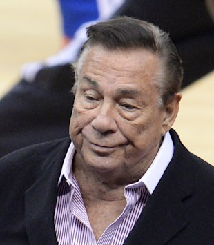 Donald Sterling is out. (AFP Photo/Robyn Beck)