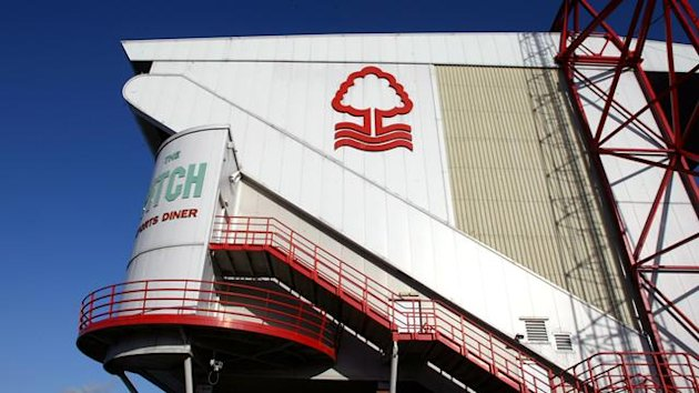FOOTBALL Nottingham Forest's City Ground