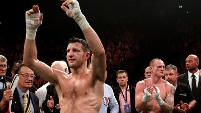 Boxing - Date of Froch-Groves rematch agreed for May 31