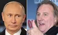 Putin Gives Depardieu Russian Citizenship