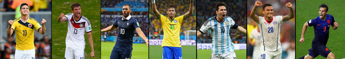 World Cup Favorites