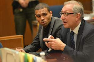 Chris Brown's Probation Revoked After Car Crash