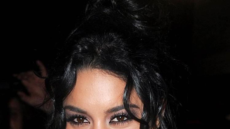 Vanessa Hudgens NY Fashion Week
