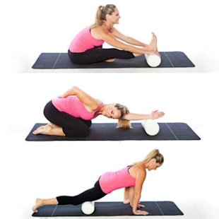 Extend your stretch.