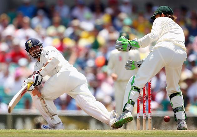 Second Test - Australia v India: Day 3