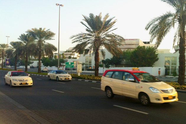 Taxi services in Dubai are ranked third best in the world, after Tokyo and Singapore, a latest survey by an international travel website has revealed. Photo by Seban Scaria