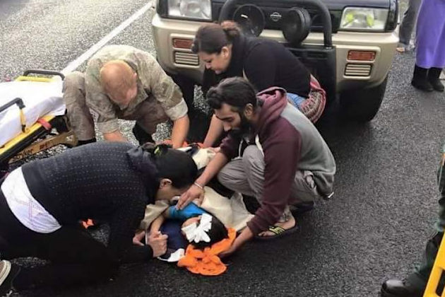 This story of a Sikh man who removed his turban to save a boy's life quickly went viral.