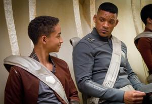 Jaden Smith, Will Smith | Photo Credits: Columbia Pictures