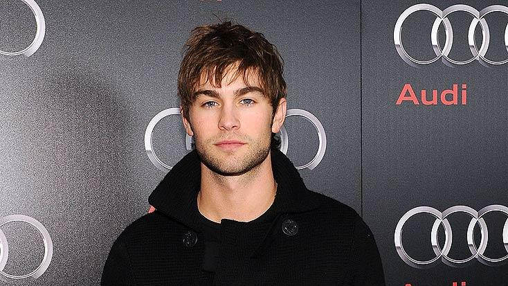 Chace Crawford Super Bowl Prty