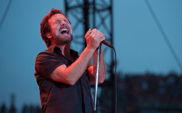 Pearl Jam Debut New Material at Wrigley Field