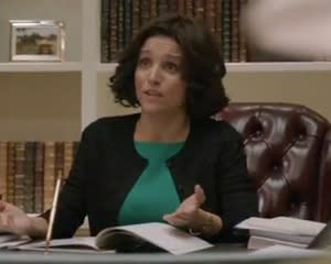 TVLine Items: Veep Season 2 Trailer, Face Off Renewed, Modern Star's New Gig and More!