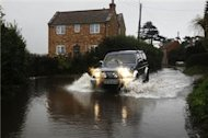 Another dose of flooding for the UK