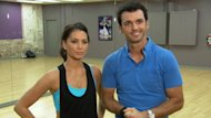 How Melissa Rycroft & Tony Dovolani Change It Up On Dancing With The Stars: All Stars? -- Access Hollywood
