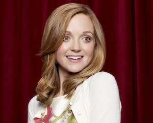 Glee Star Jayma Mays Makes a Surprise Return to CBS' How I Met Your Mother