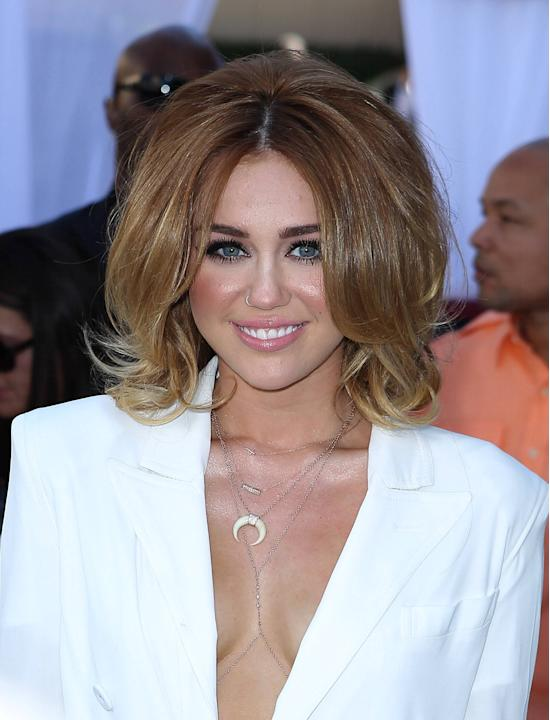 Miley Cyrus2012 Billboard Music Awards, held at MGM Grand Garden Arena - ArrivalsLas Vegas, Nevada - 20.05.12Mandatory Credit: Judy Eddy/WENN.com