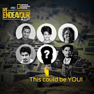 Ford And National Geographic Invite You To Be A Part Of MyEndeavour Alterrain image MyEndeavour FB update