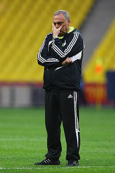 Avram Grant (replaced Jose Mourinho at Chelsea in 2007)
