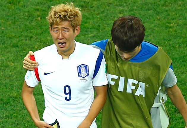 South Korea greeted with ultimate insult upon return home from World Cup exit