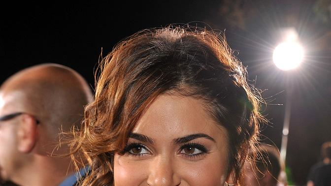 Twilight LA Premiere 2008 Nikki Reed