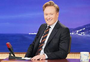 Conan O'Brien | Photo Credits: Meghan Sinclair / Team Coco/TBS