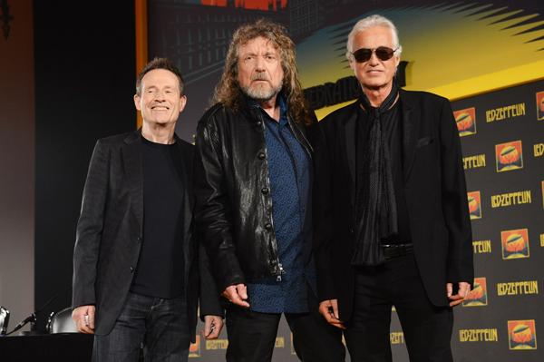 Led Zeppelin to Visit 'Letterman'