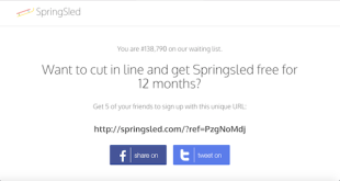 The 3 Hacks That Got SpringSled 138,790 Users In Less Than 40 Days image Screen Shot 2014 07 29 at 8.06.52 PM