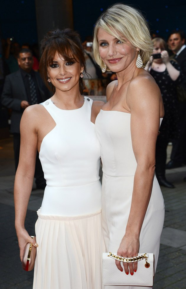 Cheryl Cole Cameron Diaz What To Expect When You're Expecting