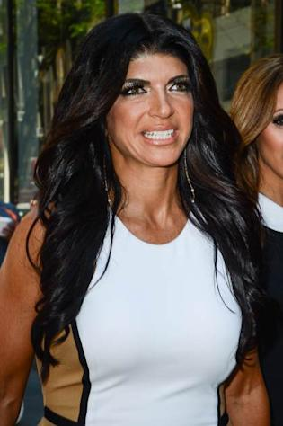 'The Real Housewives of New Jersey's' Teresa Giudice is seen on May 30, 2013 in New York City -- Getty Premium