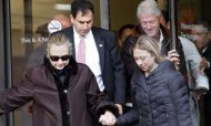 Hillary Clinton Released From Hospital