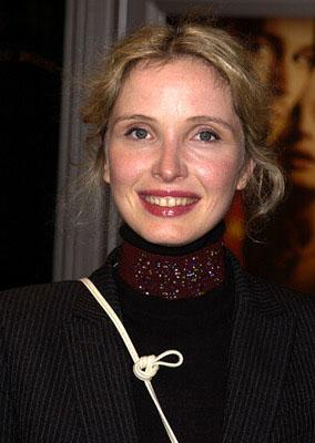Julie Delpy at the Westwood premiere of From Hell