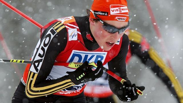 Nordic Combined - Frenzel all but claims World Cup in Lahti