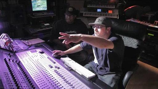 DJ Premier's Studio Engineer