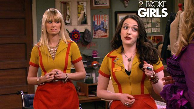 2 Broke Girls - Sex With Sophie